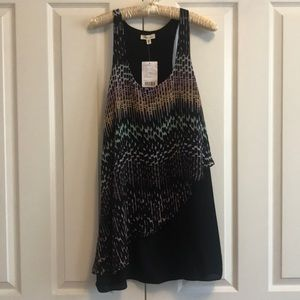 Silence and Noise mini dress NWT-M